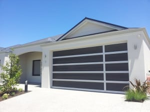 Custom designed Garage Door
