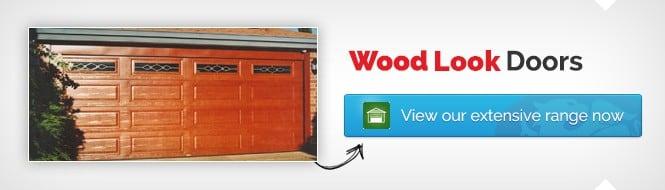 wood look doors